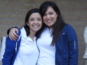 Chairpersons, Meagan and Brittany